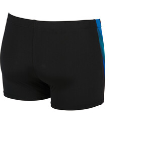 arena Iridiscent Shorts Men black-turquoise
